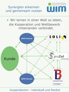 Kooperationen in der Praxis aus dem Netzwerk heraus.